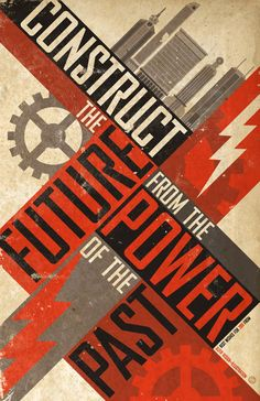 Construct The Future Poster by PaulSizer on deviantART