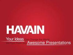 Havain in English