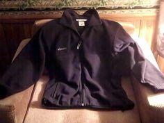 COLUMBIA Mens L Black Fleece  Coat Jacket Outdoors #COLUMBIA #PoloRugby