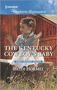 Spotlight & Giveaway: The Kentucky Cowboy's Baby by Heidi Hormel