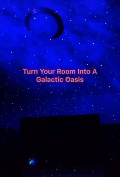 Instant Way To Get A Galaxy Star Room Transform workspaces, add a unique touch to your bedroom, light yoga sessions, and more with this unique light! Teen Room Decor, Room Ideas Bedroom, Theme Galaxy, Galaxy Room, Neon Room, Aesthetic Room Decor, Unique Lighting, Dream Rooms, Dream Bedroom