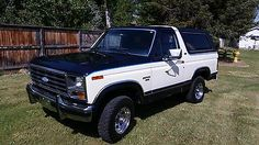 1982 Ford Bronco Xlt Lariat 79178 Miles - Used Ford Bronco for ...