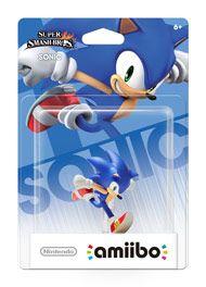 Boxshot: Sonic amiibo Figure by Nintendo