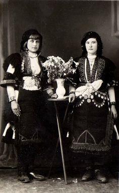 National costume of Prilep