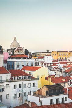Vogue Weekends: Lisbon