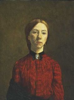 Self Portrait - Gwen John (1876 - 1939)