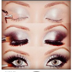 want to do the smokey eye so bad!