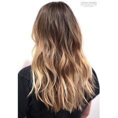 Lived in color™ Hair color by Johnny Ramirez  Hair cut by @buddywporter  #livedincolor #livedinhaircolor #beachyhair #beautiful #Beautifulhaircolor #beautifulhair #hair #lorealpro #lorealprous #ramireztran #ramireztrancolor #ramireztransalon #johnnyramirezcolor #johnnyramirez