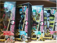 Roller Derby  Monster High!