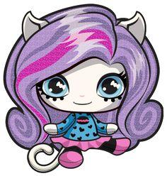 Catrine DeMew. Monster High Mini. Candy Ghouls