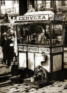 Foto antigua de Kiosco de bebidas MADRD