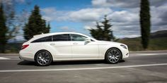 Driven: Mercedes-Benz CLS Shooting Brake