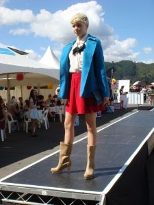 Catwalk styling for Trentham Races Ladies Day - using Westfield fashions Ladies Day, Catwalk, Stylish, Lady, Image, Dresses, Fashion, Vestidos, Moda
