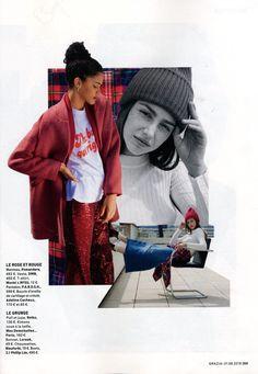 PRISCA TOP IN GRAZIA FASHION ISSUE Bucket Hat, Hats, Top, Fashion, Moda, Bob, Hat, Fashion Styles, Fashion Illustrations