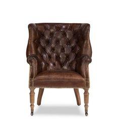 raul rouanet canvas leather armchair allissias attic vintage