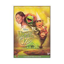 "The Muppets' Wizard Of Oz DVD - Walt Disney Studios - Toys ""R"" Us"