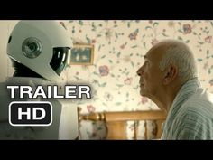 Robot and Frank Official Trailer #1