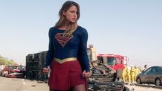 SUPERGIRL Lands a Second Season on The CW