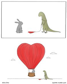 for guillaume | Liz Climo comic via tumblr