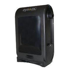 Eye-vac automatic dustbin