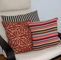 artstar by aletha: upcycled sweater pillow tutorial