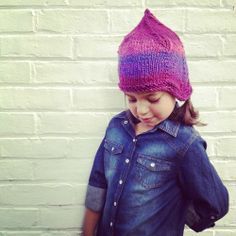 another quynn cap : highly addictive knit