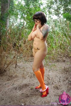 Naked velma cosplay nude