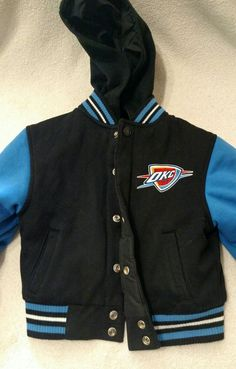 be2011bdd950 OKC THUNDER Official NBA kid s coat  size XS 4  REVERSIBLE! In EUC!!!!   fashion  clothing  shoes  accessories  kidsclothingshoesaccs   boysclothingsizes4up ...