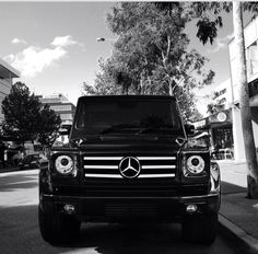 G Wagon! Give me one year I promise