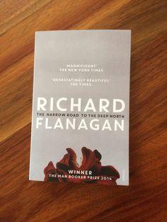 #RichardFlanagan's The Narrow Road to the Deep North