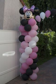 """Photo 7 of 14: Minnie Mouse / Birthday """"Leah's Minnie mouse party"""" 