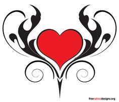 Heart tattoo design for the l. - Heart tattoo design for the lower back - Back Tattoo Women Spine, Back Tattoos Spine, Girl Back Tattoos, Lower Back Tattoos, Lower Back Tattoo Designs, Heart Tattoo Designs, Tattoo Designs For Girls, Maori Tattoos, Flame Tattoos
