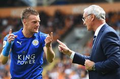 Jamie Vardy takes to social media to talk about #Ranieri's dismissal. #LCFC