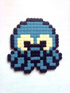 hama bead octopus