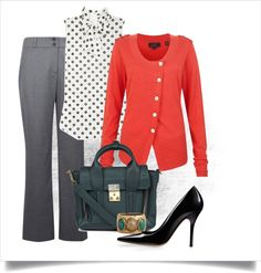 """""""Work Chic"""" by annk3rr on Polyvore"""