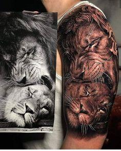 For more visit ImgGram --> imggram.com #imggram #instagram #instaview Top Tattoos, Unique Tattoos, Girl Tattoos, Murcia, Fred Tattoo, Tattoo Blog, I Tattoo, Lion Tattoo Images, Lioness Tattoo