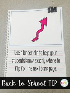 Great back to school tips and classroom hacks! You won't want to miss these tips for classroom organization or the back to school FREEBIE! #freebie #backtoschool #teachertips