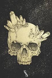 Resultado de imagen para skull drawing tumblr
