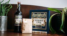 Nice Package: Stumptown Coffee Roasters, Portland