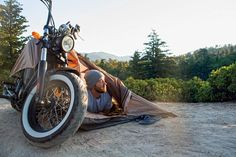 Image result for motorcycle camping