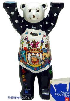 BERLINER STERNCHEN - Berliner Buddy Bär -Bear