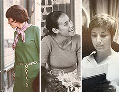 NYCITYWOMAN  |  Trailblazing Women in the Mad Men Era — Interviews with Marcia Gloster Ammeen, Sybil Adelman Sage and Lynn Povich