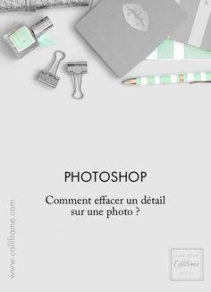 Un tutoriel rapide pour vous montrer comment effacer un élément sur une photo avec photoshop.