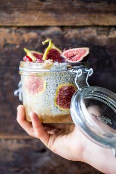 Chia Pudding 3 Ways | halfbakedharvest.com @hbharvest