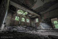 Fototour Beelitz Heilstätten - Urban Exploration