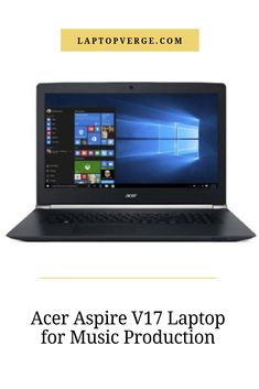 The Aspire V17 Nitro is a beast laptop that has excelled in many ways. It comes with quality features for music production. It can be used for music editing anywhere you want. #laptop #laptoplifestyle