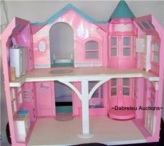c5d79a1b719faa2e3a0a40162063efa9 barbie dream house childhood toys barbie 90s barbie dream house with elevator! i had this and never Barbie Dreamhouse at bayanpartner.co