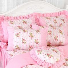 Stripe Chic Pink Rose (Fabric Only)