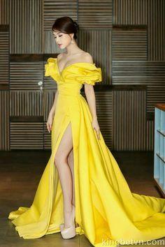 Korean Fashion Dress, Asian Fashion, Girl Fashion, Fashion Dresses, Fashion 2018, Beautiful Asian Women, Beautiful Gowns, Beautiful Outfits, Elegant Dresses