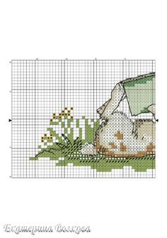 Just Cross Stitch, Cross Stitch Baby, Cross Stitch Animals, Cross Stitch Charts, Cross Stitch Patterns, Cross Stitching, Cross Stitch Embroidery, Easter Cross, Cross Stitch Pictures